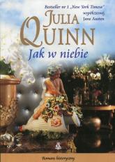 Jak w niebie - Julia Quinn   mała okładka