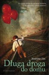 Długa droga do domu - Joanna Jax | mała okładka