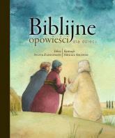 Biblijne opowieści dla dzieci - Zanconato Sylvia, Ascenso Abigail   mała okładka