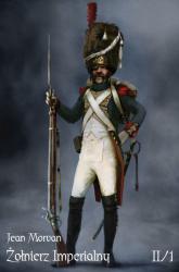 Żołnierz Imperialny Tom II-1 Życie w czasie kampanii - Jean Morvan   mała okładka