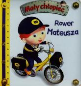 Rower Mateusza Mały chłopiec - Emilie Beaumont | mała okładka