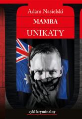 Mamba Unikaty - Adam Nasielski   mała okładka
