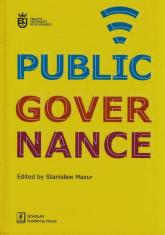 Public Governance - Stanisław Mazur | mała okładka
