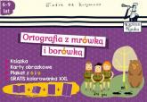 Pakiet Ortografia z mrówką i borówką -  | mała okładka