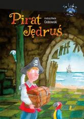 Pirat Jędruś - Andrzej Grabowski | mała okładka