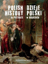 Dzieje Polski w obrazach - Piotr Marczak   mała okładka
