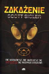 Zakażenie - Scott Sigler | mała okładka