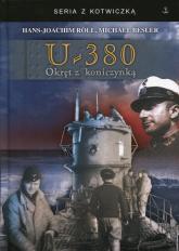 U-380 Okręt z koniczynką - Roll Hans-Joachim, Besler Michael | mała okładka