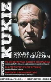 Kukiz Grajek, który został graczem - Andrzej Stankiewicz | mała okładka
