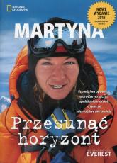 Przesunąć horyzont - Martyna Wojciechowska | mała okładka