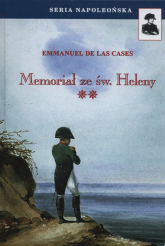 Memoriał ze św. Heleny Tom 2 - De Las Cases Emmanuel | mała okładka