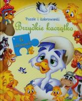Brzydkie kaczątko Puzzle i kolorowanki -  | mała okładka