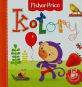 Kolory Fisher Price - Anna Wiśniewska   mała okładka