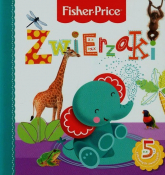 Zwierzaki Fisher Price - Anna Wiśniewska   mała okładka