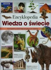 Encyklopedia Wiedza o świecie - zbiorowa praca | mała okładka