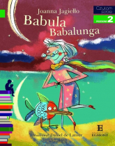 Czytam sobie Babula Babalunga Poziom 2 - Joanna Jagiełło | mała okładka