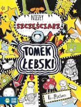 Tomek Łebski Tom 7 Niezły szczęściarz - Liz Pichon | mała okładka