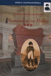 Memoriał ze św. Heleny Tom 3 - De Las Cases Emmanuel   mała okładka