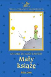 Mały książę - Saint-Exupery de Antoine | mała okładka