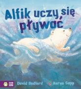 Alfik uczy się pływać Poczytajmy razem - David Bedford   mała okładka