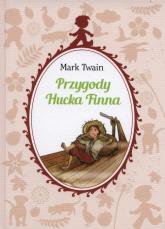 Przygody Hucka Finna - Mark Twain | mała okładka