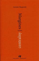 Margines centralny - Leszek Bugajski | mała okładka