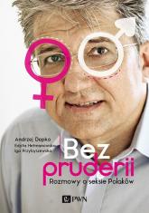 Bez pruderii - Andrzej Depko | mała okładka