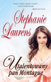 Utalentowany Pan Montague - Stephanie Laurens | mała okładka