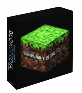 Minecraft Blokopedia - Alex Wiltshire | mała okładka