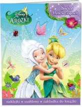 Disney Wróżki Świat dziewczynek -    mała okładka