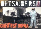 Ołtsajders Chrzest Ognia - Paweł Gierczak | mała okładka