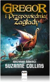 Kroniki Podziemia Księga 2 Gregor i Przepowiednia Zagłady - Suzanne Collins | mała okładka