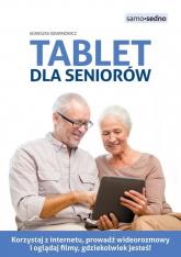 Tablet dla seniorów - Agnieszka Serafinowicz | mała okładka