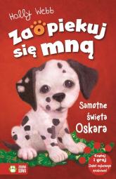 Samotne święta Oskara - Holly Webb | mała okładka