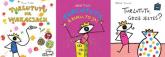 3 x TURLUTUTU Pakiet - Herve Tullet | mała okładka