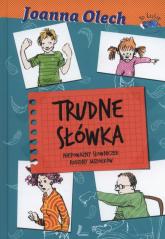 Trudne słówka Niepoważny słowniczek rodziny Miziołków - Joanna Olech | mała okładka