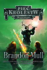 Pięć Królestw Tom 2 Błędny rycerz - Brandon Mull | mała okładka