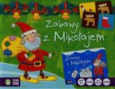 Zabawy z Mikołajem -  | mała okładka