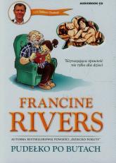 Pudełko po butach + CD Książka z płytą CD audio. - Francine Rivers   mała okładka