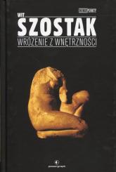 Wróżenie z wnętrzności - Wit Szostak | mała okładka