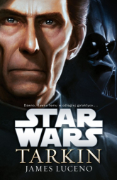 Star Wars Tarkin - James Luceno   mała okładka