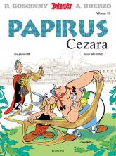 Asteriks Tom 36 Papirus Cezara -  | mała okładka
