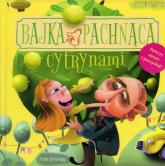 Bajka pachnąca cytrynami - Joanna Krzyżanek | mała okładka