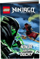 Lego Ninjago Ninja kontra duchy LNR-10 - zbiorowe opracowanie | mała okładka