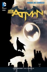 Batman Tom 6 Cmentarna szychta -  | mała okładka