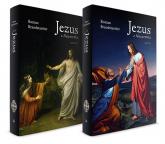 Jezus z Nazarethu Tom 1 i 2 - Roman Brandstaetter | mała okładka
