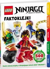 Lego Ninjago Faktoklejki -  | mała okładka