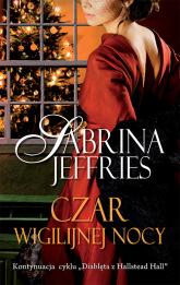 Czar wigilijnej nocy - Sabrina Jeffries | mała okładka