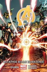 Avengers - Ostatnie białe zdarzenie, Tom 2 -  | mała okładka