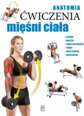Anatomia Ćwiczenia mięśni ciała - Ricardo Canovas   mała okładka